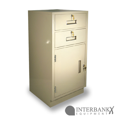 Fenco Bank Teller And Cash Cabinets Undercounter Pedestals By Fenco