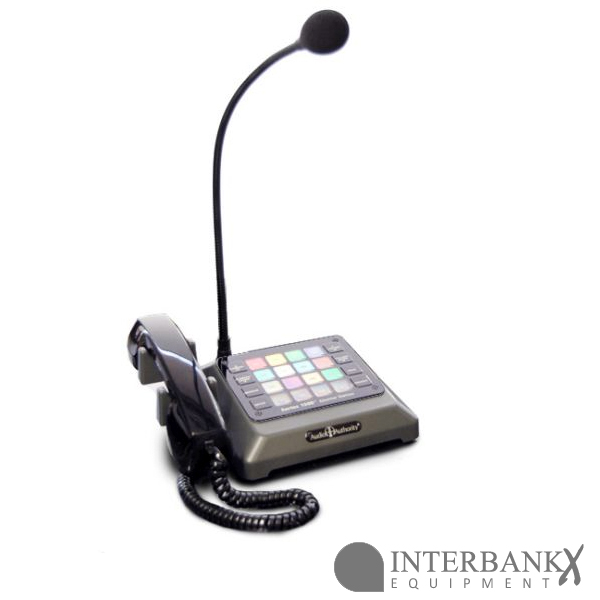 Audio Authority Model 1500a Intercom Kit With Handset