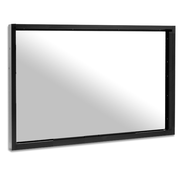 Fixed Frame Windows : Bullet resistant fixed window