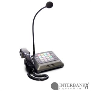 Series 1500AH Counter Station with Handset